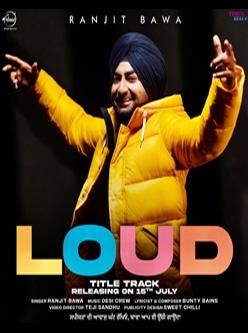 loud lyrics ranjit bawa