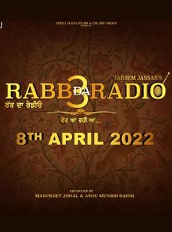 rabb da radio 3 punjabi movie 2022