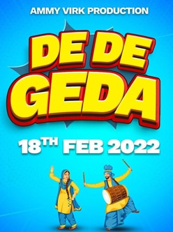 de de geda punjabi movie 2022